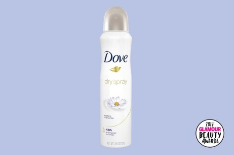 beauty-awards-Dove-Dry-Spray-Antiperspirant-Soothing-Chamomile